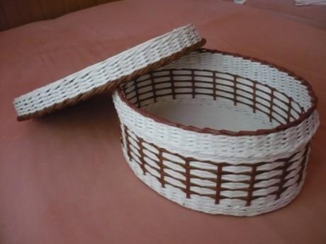 b55d5c43b pletenie z papiera - Fotoalbum - Moje výrobky z papiera - Moje ...